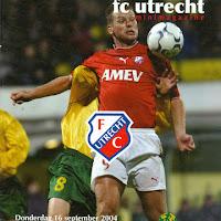 FCU Programmaboekjes 2004-05