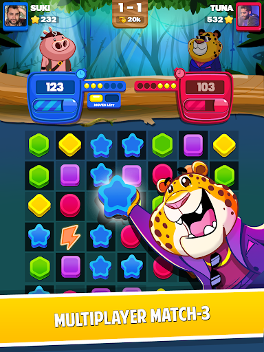 Match Masters - Multiplayer Match 3 screenshot 7