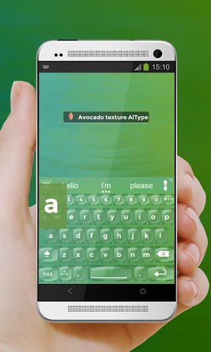 無料个人化Appのアボカドテクスチャ AiType 皮膚Hifu|記事Game