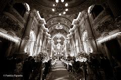 Foto 0849pb. Marcadores: 29/10/2011, Casamento Ana e Joao, Igreja, Igreja Sao Francisco de Paula, Rio de Janeiro
