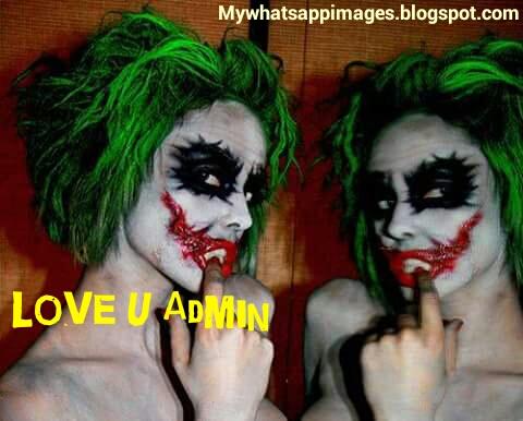 Love you admin