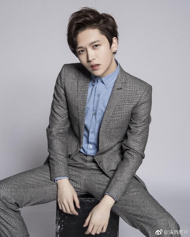 Zhou Sheng China Actor