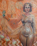 Asherah And The Tree Of Life
