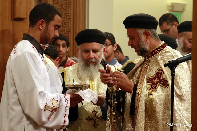 Rites of receiving Fr. Cyril Gorgy - _MG_0859.JPG