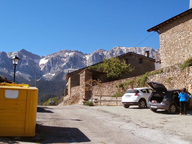 Parking en Estana