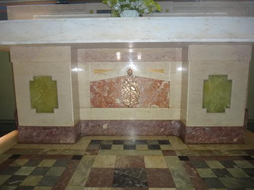 Detalhe do altar da Capela de São José