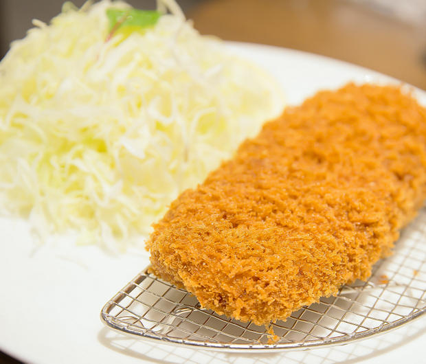 photo of tonkatsu