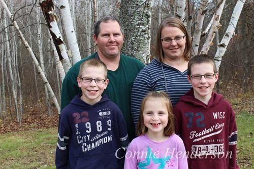 Katie and Family (2)