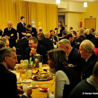 EEKBKL Aastakonverents Tartu Salemi kirikus - teine päev