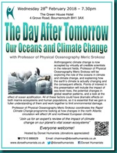 Day After Tomorrow 28 February 2018
