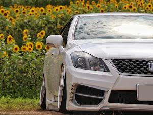 クラウンアスリート GRS200 のカスタム事例画像 243ka【不Jun Style】さんの2020年08月12日09:40の投稿
