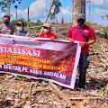 Dua Hari Patroli Bersama Perangi Karhutla, Tim Sosialisasikan Pergub 103 tentang Kearifan lokal