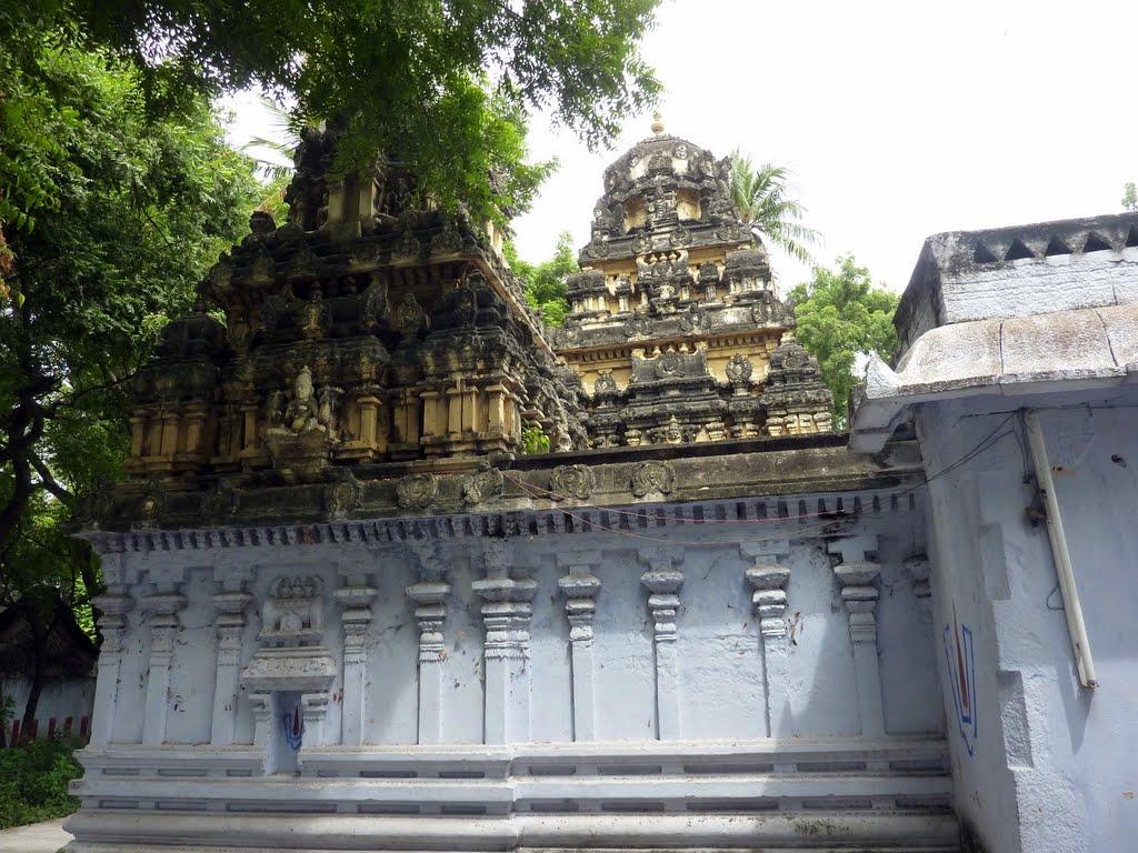 Sri Pavala Vannar Temple (Thiru Pavala Vannan) Kanchipuram - Divya Desam 54