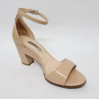 Prada Light Tan Sandals