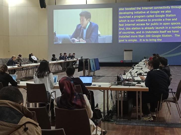 Menkominfo Sebut Infrastruktur Digital Harus Dukung Kepentingan Nasional