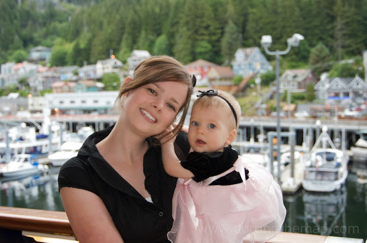 Family travel author (Monsters Don't Ride on Airplanes) Hilarye Fuller's kids in Alaska