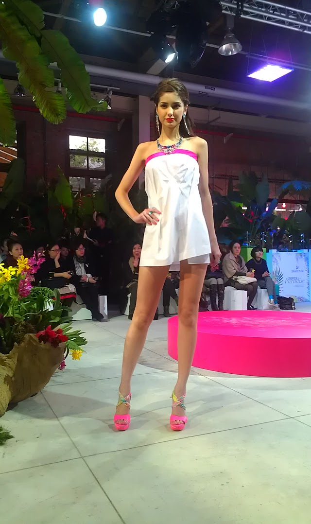 *SWAROVSKI 2013春夏水晶熱帶天堂:張孝全化身陽光巴西男孩詮釋熱情風采! 13