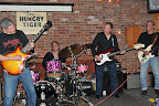 Jammin' at the Hungry Tiger with Billy Klock, Geoff Lutley and John Frisell