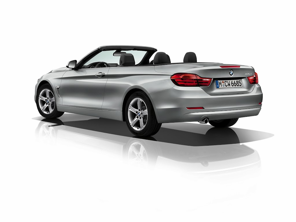 2014 BMW 4 Series Convertible 3567