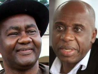Abe dares Amaechi, says he'll not leave APC