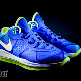 Nike Air Max LeBron 8 Low Gallery