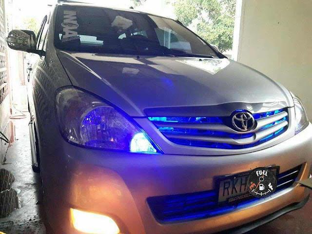 Regina - Toyota Innova 2010 M/T