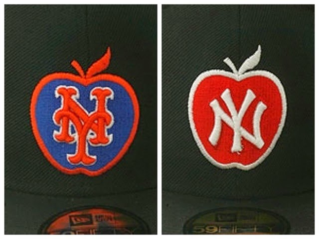 fb57e0b58ceae If you're from the Big Apple, it's likely that you're a Mets or Yankees  fan. Hat Club have released New York