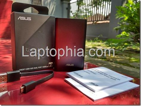 Perlengkapan Asus ZenPower Pro 10.050mAh