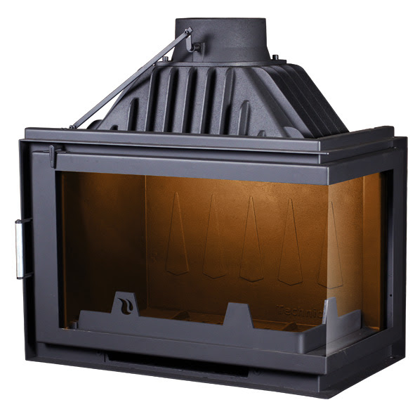 PANTHERM 75 DESNI lateral  dim.750x503 promjer dimovodne cijevi: fi200 težina ložišta:129 kg