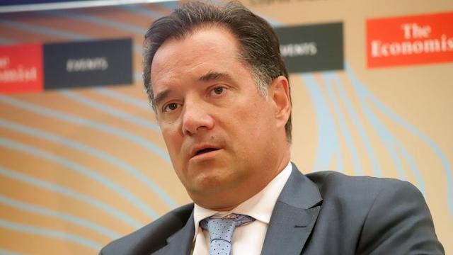 """Γεωργιάδης: """"Βλέπει"""" περισσότερες γερμανικές επενδύσεις στην Ελλάδα και μια νέα Θεσσαλονίκη"""