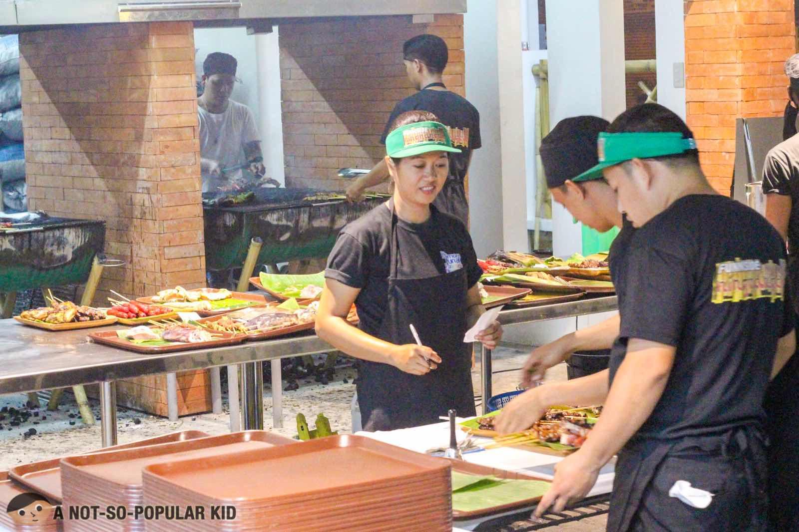 Seafood Paluto in Funnside Ningnangan, Marilao, Bulacan