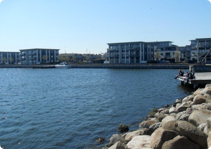 Nyborg Havn - det gamle færgeleje
