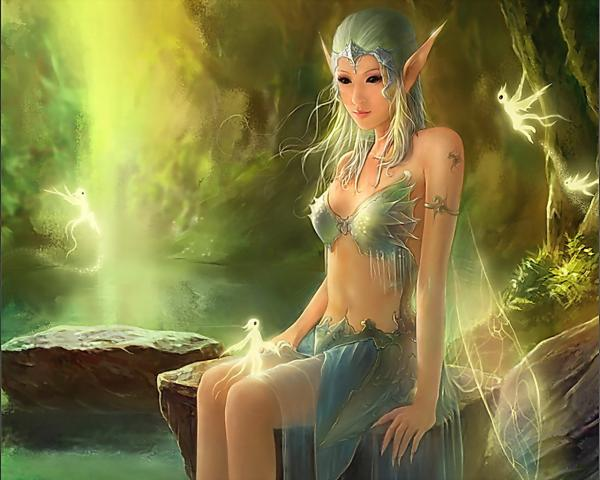 Mysterious Elf, Fantasy Girls 2