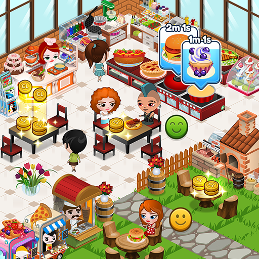 Cafeland - World Kitchen APK Cracked Download