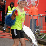 OIC - ENTSIMAGES.COM - Tony Audenshaw at the Virgin London Marathon 2015 in London 26th April 2015  Photo Mobis Photos/OIC 0203 174 1069
