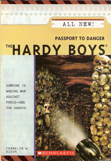 Passport to Danger cover