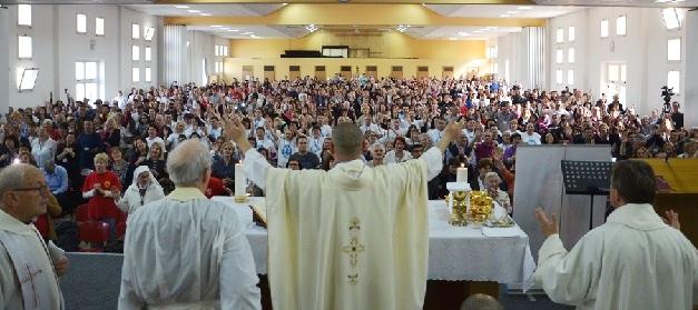 U Međugorju održan drugi susret zajednica Obnove u Duhu Svetom