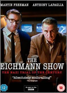 Download - The Eichmann Show (2016) Torrent BluRay 720p / 1080p Dual Áudio