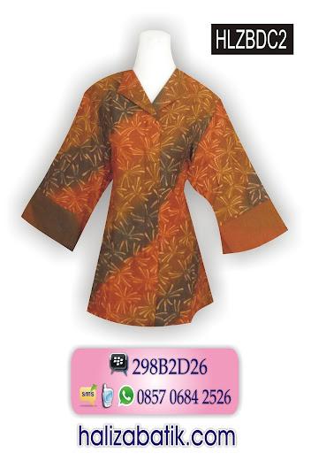 grosir batik pekalongan, Model Blus, Blus Batik, Blus Terbaru