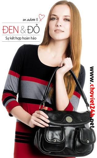 Túi xách nữ thời trang Sophie Aloes - LFB127