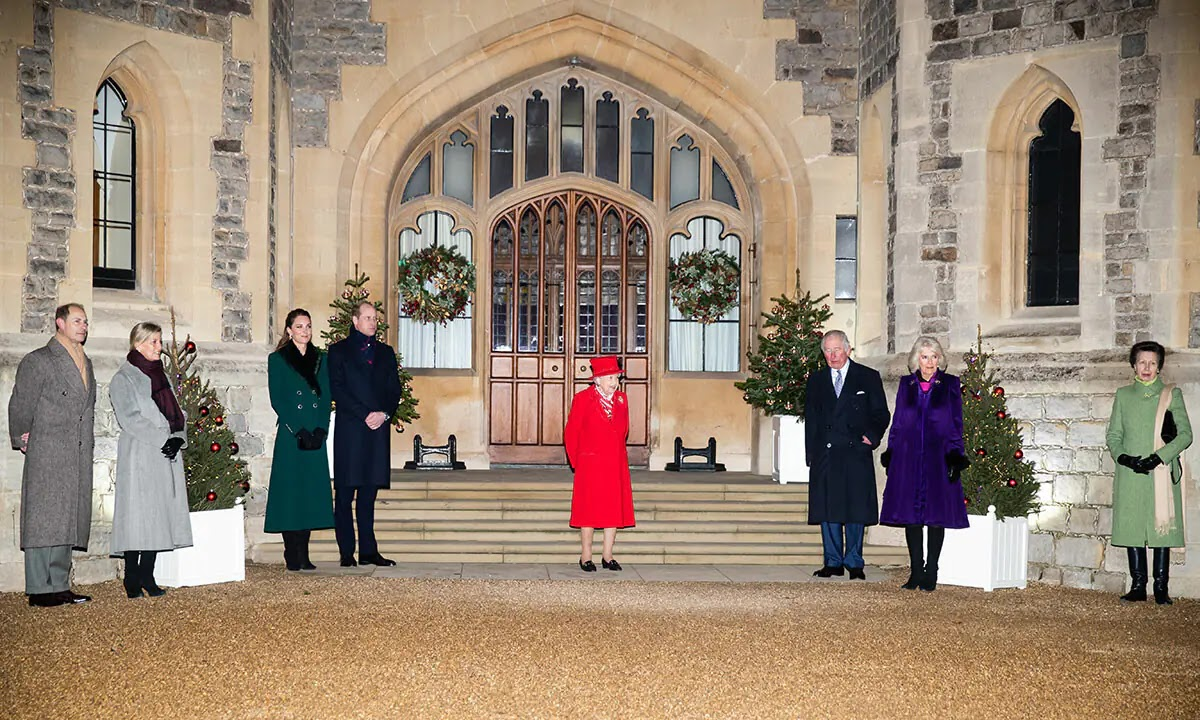 The Queen to be joined by Charles, Anne and Edward for royal Outings this Autumn