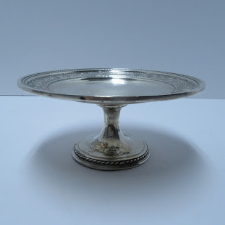 BB&B Sterling Silver Compote