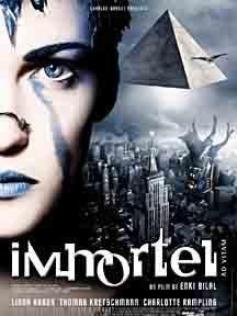 Immortal (Ad Vitam) Poster