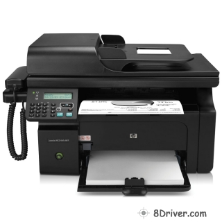 Download HP LaserJet Pro M1214nfh Printer driver & setup