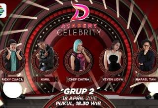 tayang 18 april ini dia peserta grup 2 dacademy celebrity indosiar
