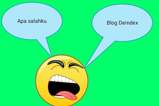 blog deindex