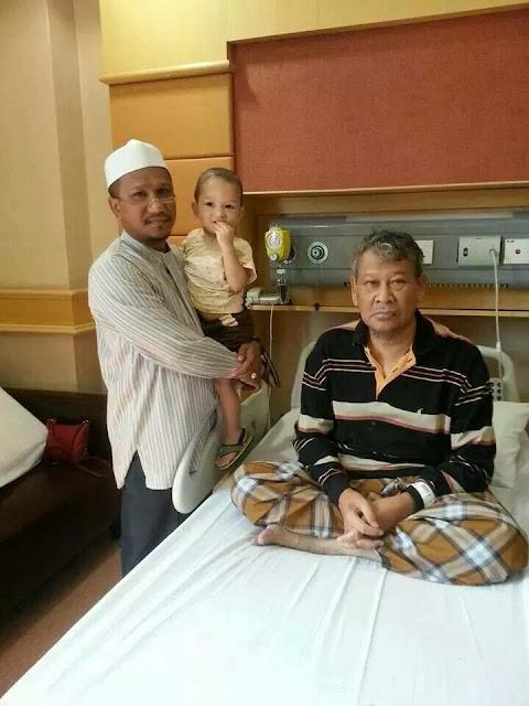 Doakan Kesihatan TG Ismail Kamus