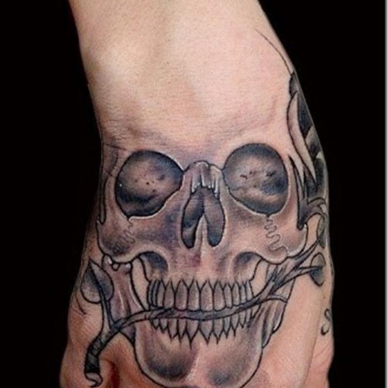 Top 55 Mejor Cráneo Diseños e Ideas de Tatuajes
