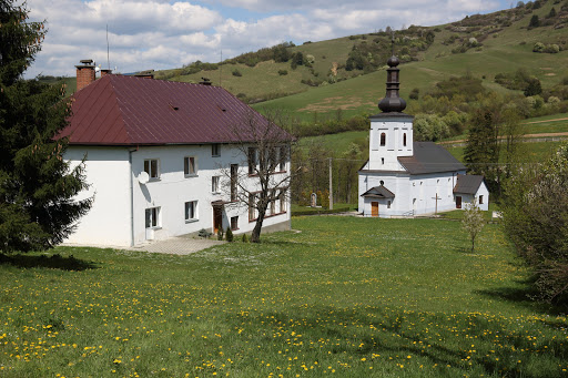 Kostol v Žaškove