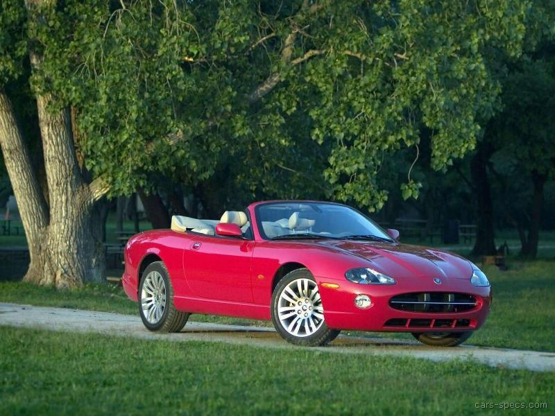 2005 Jaguar Xk Series Convertible Specifications Pictures Prices